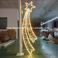 Wholesale christmas street lamp from china suppliers