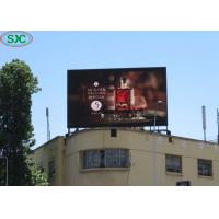 Buy cheap Advertising Full Color P8 LED Screen/LED Display Roof Outdoor from wholesalers
