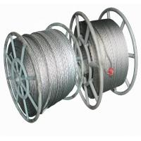 Wholesale Hexagon Galvanized Cable Pulling Device Wire Rope Anti Twisted With 6 Squares from china suppliers