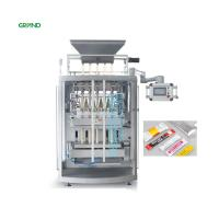 Wholesale Granule Sachet Packing Machine Automatic Back Sealing Multi Line BK680 from china suppliers