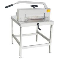 Wholesale High - Visible Optical Manual Paper Cutting Machine 1120×720×680 mm 4305 from china suppliers