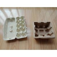 Wholesale Recycled Waste Paper Egg Carton Making Machine 350 -1300 Pcs / H Speed from china suppliers