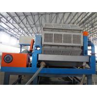 China Roller Type Pulp Molding Machine Egg Tray Machine Production Line on sale