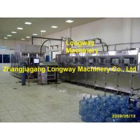 Wholesale Full Automatic 5 Gallon Filling Machine For Water from china suppliers