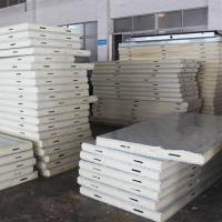 Wholesale HeCheng Insulation Sandwich PU Foam Wall Panel for Sale from china suppliers