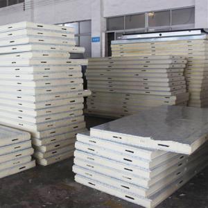 hecheng insulation sandwich pu foam wall panel for sale pufoammachine rh pufoammachine suppliers howtoaddlikebutton com