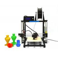 Wholesale STL / G-Code Prusa i3 3D Printer Petg / Wood / Flexible Filament 3D Printer from china suppliers