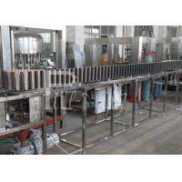 Wholesale SGS 0.35Mpa Automatic Juice Filling Machine Second Pollution Avoiding from china suppliers