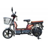 Wholesale Four Shock Absorbers Electric Motorized Bicycles Black Womens Electric Bike from china suppliers
