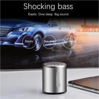 Wholesale Producentre PDCMK10 Wireless Mini BT 4.2 Speaker With Microphone Phone Calling HD Super Bass Subwoofer Mini LoudSpeaker from china suppliers