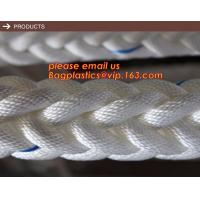 Wholesale TWISTED ROPE, DYNAMIC ROPE, ACCESSORY ROPE, SAFETY