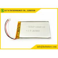 Wholesale Environmental LP503562 Rechargeable Lithium Polymer Battery Long cycle life 3.7v 1100mah li pol battery from china suppliers