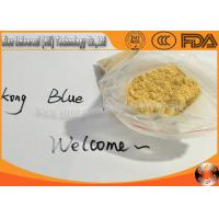 China Yellow Steroids Trenbolone Raw Powder Trenbolone Acetate For Muscle Growth wholesale