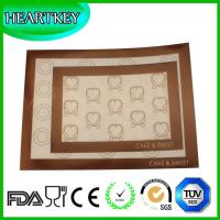 Wholesale Baking & Pastry Tools Silicone Pastry Baking Mat With Measures from china suppliers