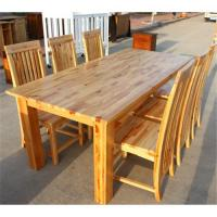 pine wood dining table quality solid pine wood dining table for sale