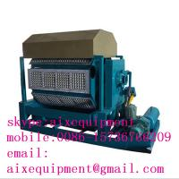 Wholesale paper egg tray machine price/paper egg tray making machine from china suppliers
