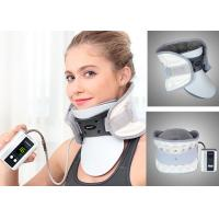 Wholesale Leawell Pneumatic Cervical Collar , Electric Auto Pump Traction Neck Brace from china suppliers