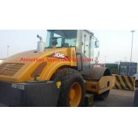 Wholesale MAFAL Road Maintenance Machinery Single Drum Roller XS122 High Efficiency from china suppliers