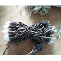 Wholesale M5 led christmas lights brown wire from china suppliers
