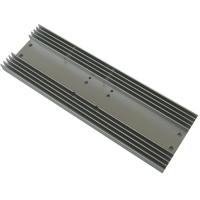 Wholesale Rectangle Radiator Aluminium Heat Sink Profiles For Consumer Electronics from china suppliers