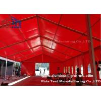 Wholesale Red Aluminum Truss Roof Systems , Beautiful Dj Lighting Truss Systems from china suppliers