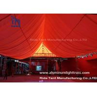 Wholesale Aluminum Outdoor Concert Truss Stage / Heavy Duty Square Truss System from china suppliers