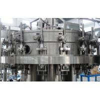 Wholesale Glass bottled sodas, water filling line, beer bottle fillers carbonated filling machines from china suppliers