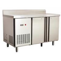 Wholesale 225L Two Door Undercounter Refrigerator Freezer With Low Consumption , 1355 x700x850 from china suppliers
