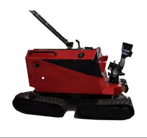 Wholesale Synchronous 1km Remote Control Fire Fighting Robot from china suppliers