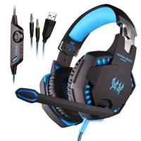 Wholesale KOTION EACH G2100 Vibration Function Professional Gaming Headphone Games Headset from china suppliers