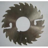 Wholesale T.C.T ripping saw blade with rakers from china suppliers