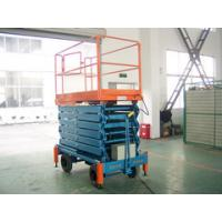 Wholesale 14 Meters Hydraulic Mobile Scissor Lift with 500Kg Loading Capacity from china suppliers