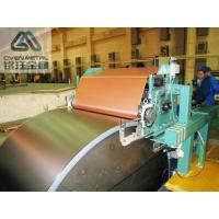 Wholesale Single Shiny  S - HTE   Red Copper Electrolytic Copper Foil For PCB ,Roll Size from china suppliers