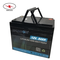Buy cheap Golf Cart 12V 80Ah LiFePO4 Lithium Ion Batteries 32700 cell from wholesalers