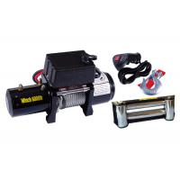Wholesale Small ATV Winch Electric 6000 lb With Automatic In - The - Drum For Warehouse from china suppliers