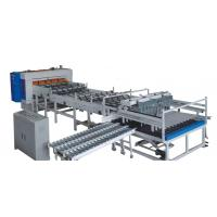 All-in-one  Corrugated  Paper Box Sheet  Slitting Cutting Stacking Machine