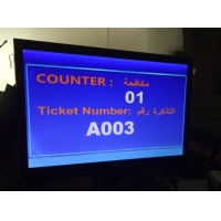 Wholesale Electronic Take A Number Ticket Kiosk Queuing System For Banks,Hospitals,Clinics from china suppliers
