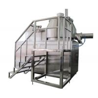 Wholesale HLSG Series Wet Granulator , Tablet Granulation Machine For Large Capacity from china suppliers