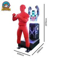 Quality Simulated Hammer Game Machine , Fun Arcade Machines Coin Operated for sale