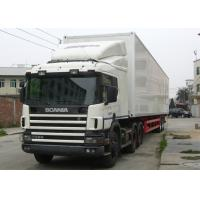 Wholesale 40 Foot Insulated Refrigerated Delivery Truck 3 Axles For Freezer Food Cargos from china suppliers