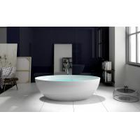 Wholesale Luxury Artificial Stone Bathtub Modern Design Customized Size And Color from china suppliers