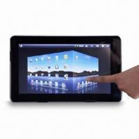 Wholesale Google Android 2.2 Tablet PC with 512MB DDR2, Camera and GPS Navigation, Supports 3G and Wi-Fi from china suppliers