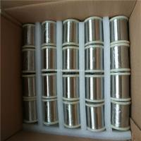 Wholesale Factory price of Ni200 Ni201 pure nickel wire 0.025mm for industry from china suppliers