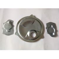 Powder Coating Custom Stamping Parts Stainless Steel Fabrication Services