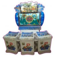 Wholesale Customized Gambling Slot Machines , Indoor Amusement Play Slot Machines For Fun from china suppliers