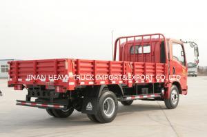 Wholesale Sinotruk HOWO 4x2 Light Mini Cargo Van Truck 3 Ton 5 Ton 8 Tons 10 Tons from china suppliers
