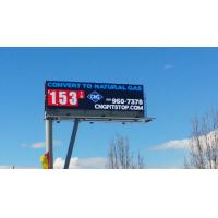 Buy cheap Water Proof Publicity Led Billboard Display Anti Sunlight High Gray Level from wholesalers