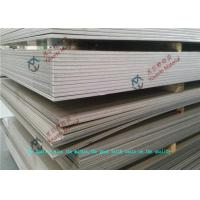 Wholesale GB ASTM JIS EN DIN Duplex Stainless Steel Sheet / 2000mm Steel Sheet UNS S31803 SS2377 /SAF 2205 from china suppliers