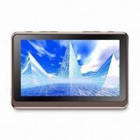 Buy cheap MP5 Player with 4.3-inch Super True Color Display, Stylish Appearance and from wholesalers