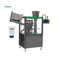 Wholesale Plastic Soft Tube Filling And Sealing Machine from china suppliers